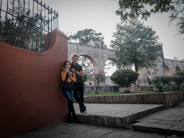 La boda de Cristopher  y Wendy en Morelia, Michoacán 23