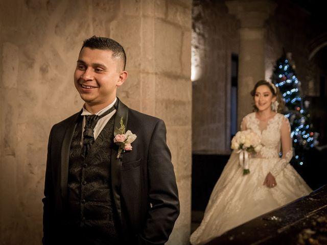 La boda de Cristopher  y Wendy en Morelia, Michoacán 30