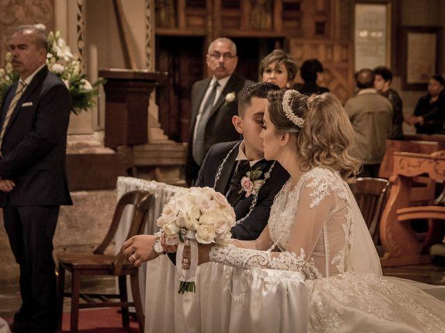 La boda de Cristopher  y Wendy en Morelia, Michoacán 38
