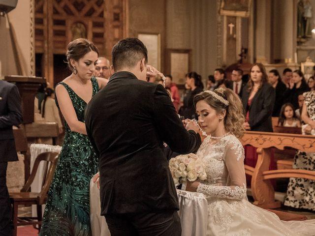La boda de Cristopher  y Wendy en Morelia, Michoacán 39