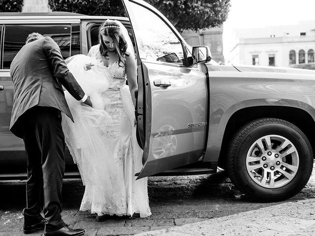 La boda de Victor y Kallycia en Querétaro, Querétaro 23