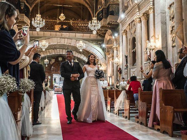 La boda de Victor y Kallycia en Querétaro, Querétaro 26