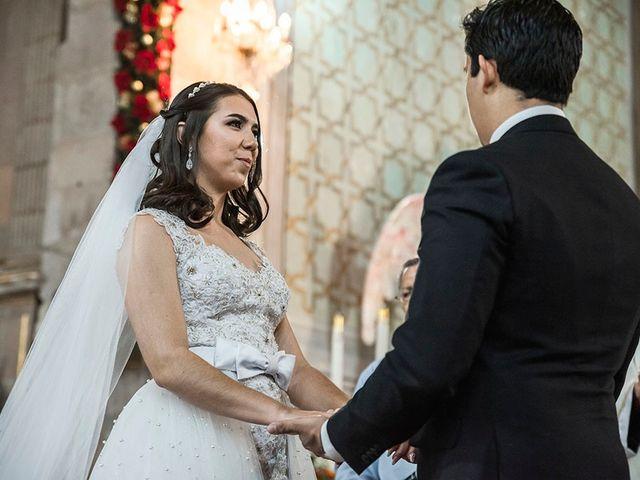 La boda de Victor y Kallycia en Querétaro, Querétaro 27