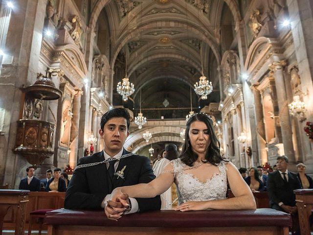 La boda de Victor y Kallycia en Querétaro, Querétaro 30