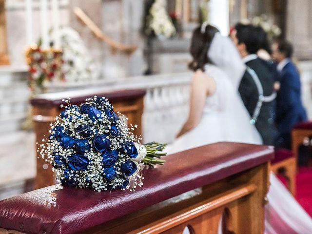 La boda de Victor y Kallycia en Querétaro, Querétaro 32