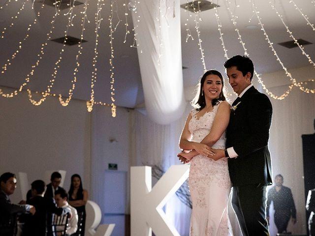 La boda de Victor y Kallycia en Querétaro, Querétaro 38