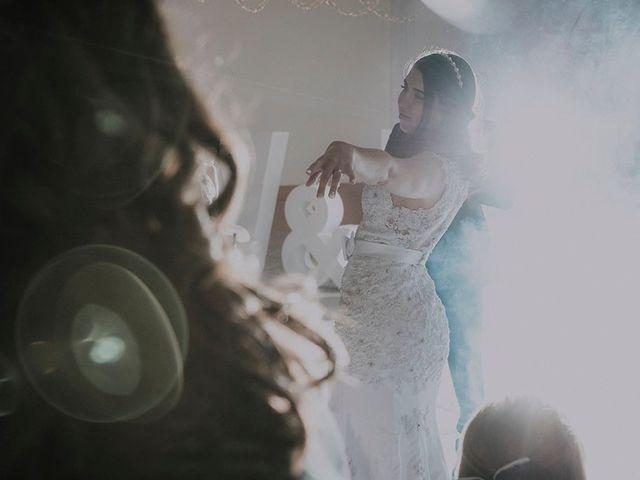 La boda de Victor y Kallycia en Querétaro, Querétaro 39