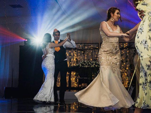 La boda de Victor y Kallycia en Querétaro, Querétaro 41