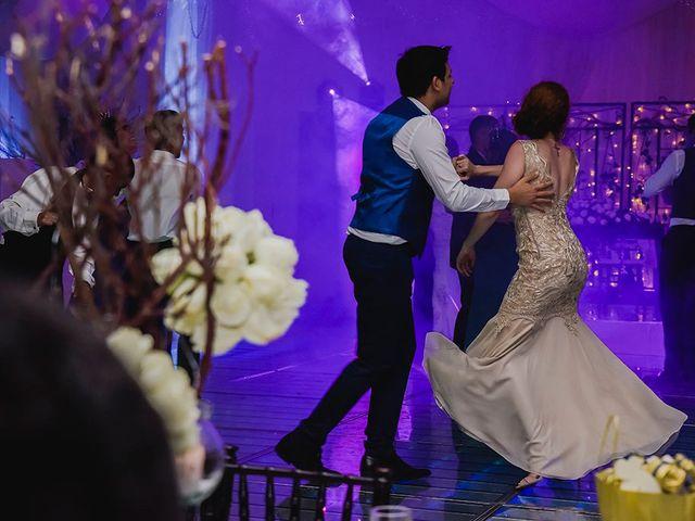 La boda de Victor y Kallycia en Querétaro, Querétaro 42