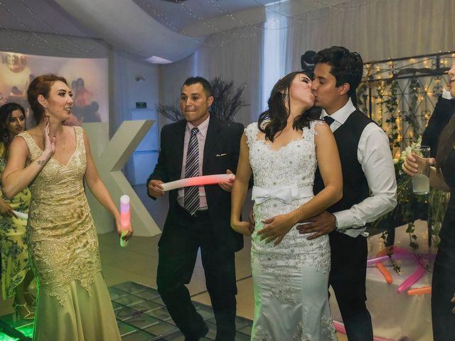 La boda de Victor y Kallycia en Querétaro, Querétaro 43