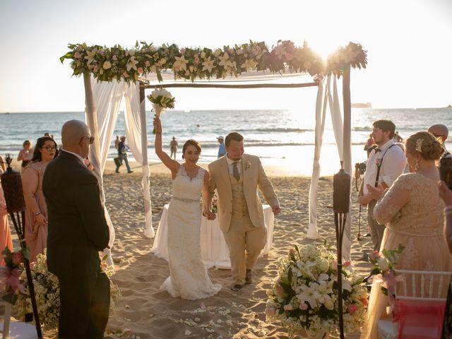 La boda de Valery y Mathew