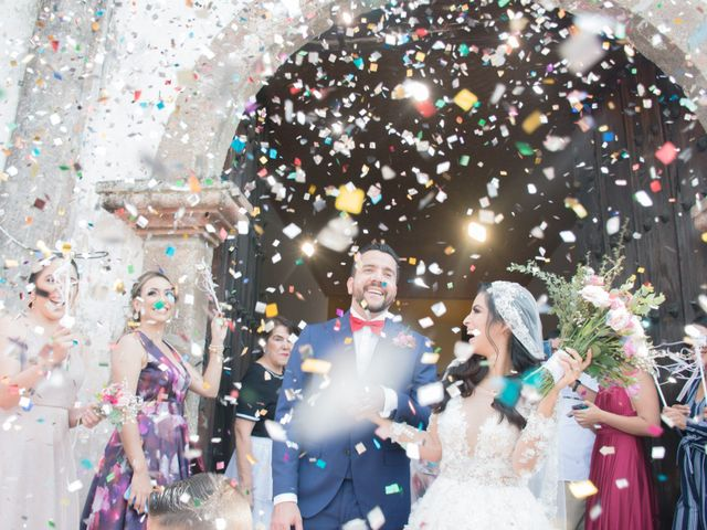 La boda de Liz y Julio