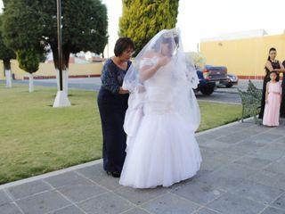 La boda de Aletvia y Roberto 1