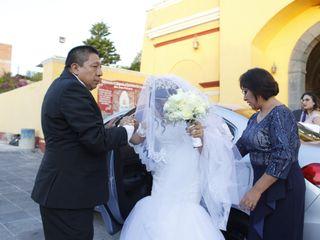 La boda de Aletvia y Roberto 2