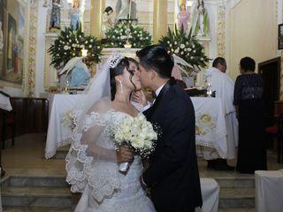 La boda de Aletvia y Roberto