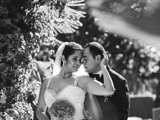 La boda de Corina y Mario