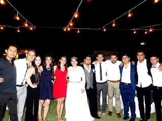 La boda de Lizethe  y Víctor 1