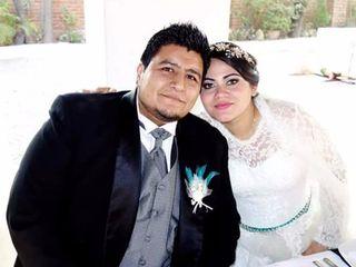 La boda de Lizethe  y Víctor