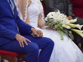 La boda de Carina y Sabino 3