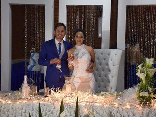 La boda de Carina y Sabino