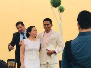 La boda de Andri  y Yina 2