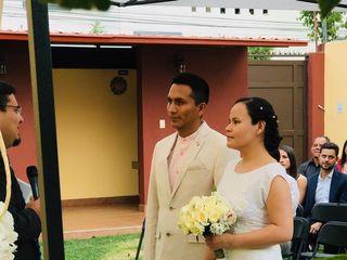 La boda de Andri  y Yina 3