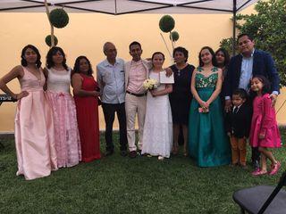 La boda de Andri  y Yina