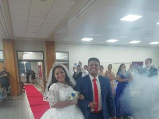 La boda de Tomás Feliciano y Alexia Natalia 2