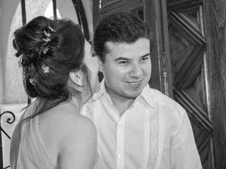 La boda de Mónica y Edgar 2