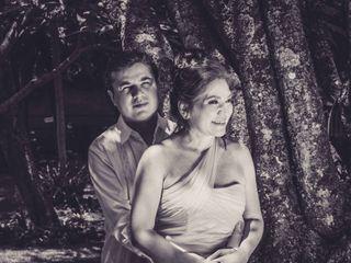 La boda de Mónica y Edgar
