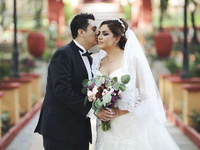 La boda de Aurora  y Víctor