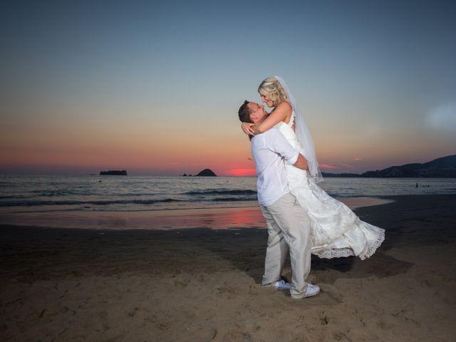 La boda de Krysten y Robert