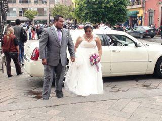 La boda de Beatriz y Omar 1