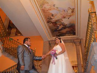 La boda de Beatriz y Omar 3