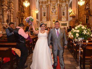 La boda de Beatriz y Omar