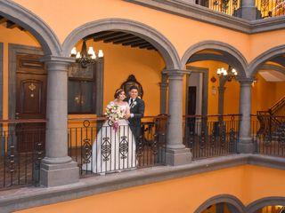 La boda de Fabiola y Alberto