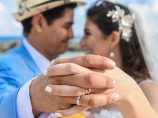 La boda de Arlette y Miguel 1