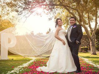 La boda de Adriana y Pedro