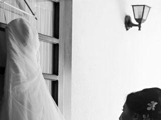 La boda de Adriana y Absalom 1