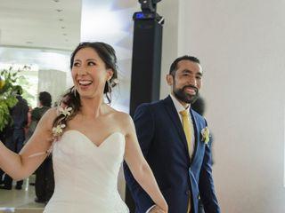 La boda de Adriana y Absalom