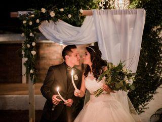 La boda de Caro y Roberto