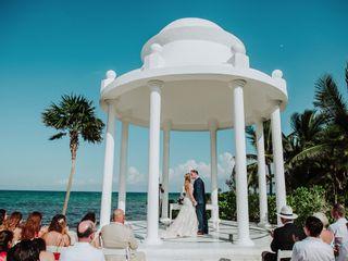 La boda de Alicia y Tony