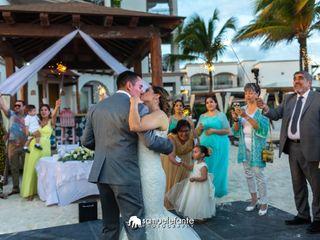 La boda de Areli y Rodrigo 2