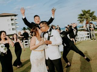 La boda de Malivann y Kimberly