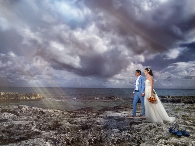 La boda de Arlette y Miguel
