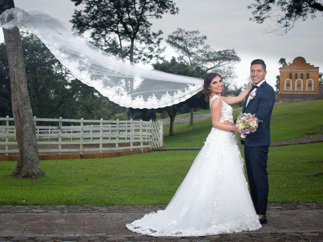 La boda de Samay y Kike