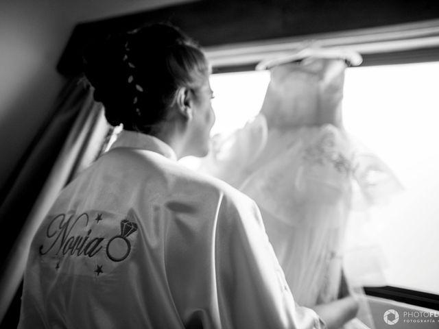 La boda de Efrén y Alexandra en Jiutepec, Morelos 11