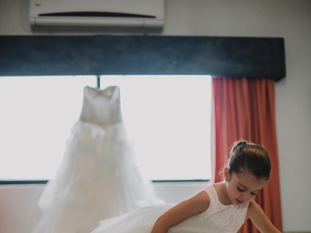 La boda de Efrén y Alexandra en Jiutepec, Morelos 12