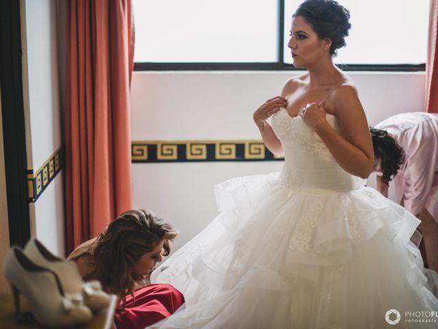 La boda de Efrén y Alexandra en Jiutepec, Morelos 13