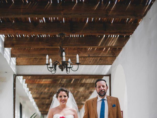 La boda de Efrén y Alexandra en Jiutepec, Morelos 18